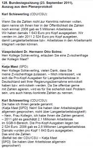 Quelle: Deutscher Bundestag (2011), Stenografischer Bericht, 128. Sitzung, Plenarprotokoll 17/128